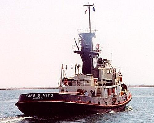 Capo San Vito 1972