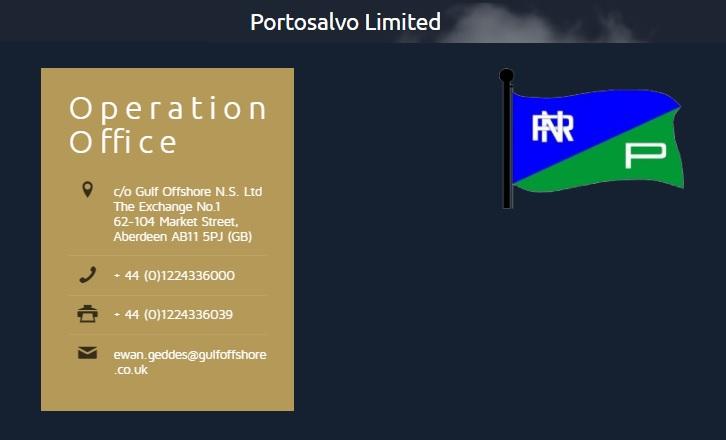Portosalvo Ltd